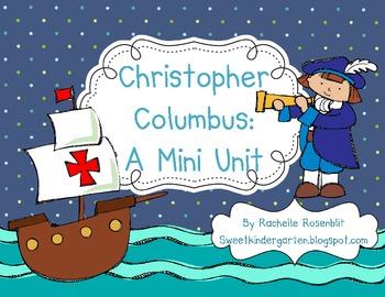 Christopher Columbus Mini Unit