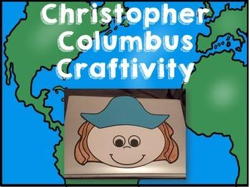 Christopher Columbus {Mini Unit & Craftivity}