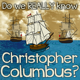 Christopher Columbus Myths vs. Facts Columbus Day Activiti