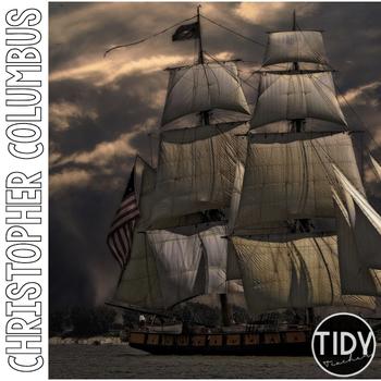 Christopher Columbus PebbleGo Research