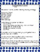Christopher Columbus Portrait and Anchor Chart Poster - Famous American
