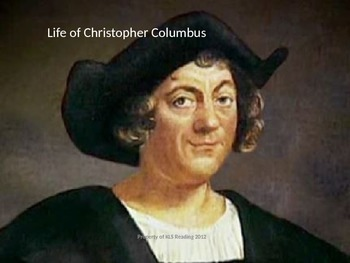 Christopher Columbus - Power Point Review