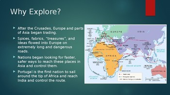 Christopher Columbus PowerPoint for Middle and High School History