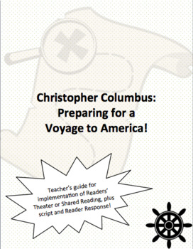 Christopher Columbus: Preparing for a Voyage to America