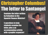 Christopher Columbus Primary Source Close Reading