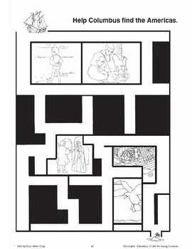 Christopher Columbus Puzzles