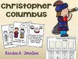 Christopher Columbus Readers {Columbus Day} &Reading pages ~ Young Readers