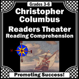 Readers Theater Scripts Christopher Columbus Activities FICTION