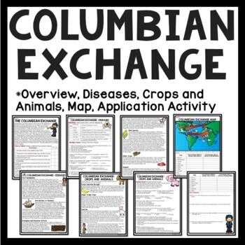 Christopher Columbus Reading Comprehension Bundle, Columbus Day