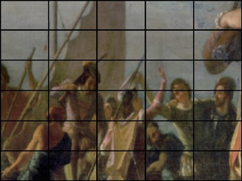 "Christopher Columbus - Recreate the ""Landing of Columbus"" Painting"