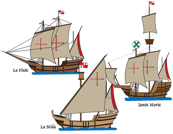 Christopher Columbus' Ships