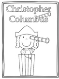 Christopher Columbus Storybook