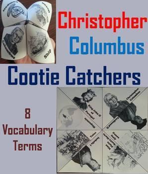 Christopher Columbus Task Cards and Activities Bundle