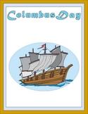 Christopher Columbus Thematic Unit