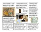 Christopher Columbus Worksheet
