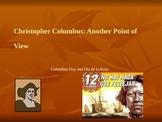 Christopher Columbus and El dia de la Raza