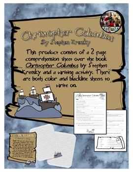 Christopher Columbus by Stephen Krensky