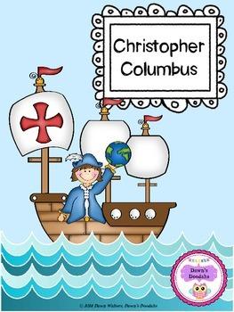 Christopher Columbus mini pack