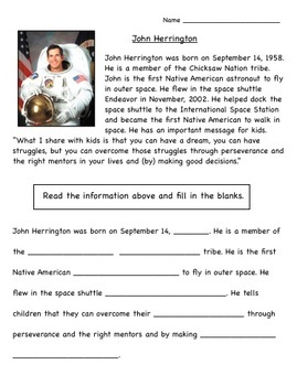 Christopher Columbus or Indigenous People's Day: Activities for Primary Students