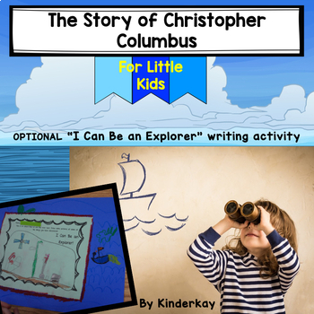 The Story of Christopher Columbus - for Little Kids