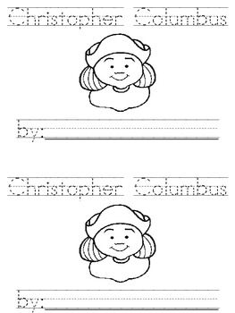 """Christopher Columbus """"the"""" book"""