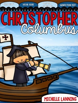 Christopher Columbus with real photos