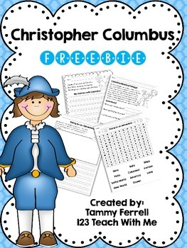 Christopher Columbus:Writing and Reading