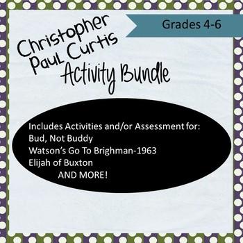 Christopher Paul Curtis Bundle