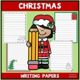Christtmas Writing Paper