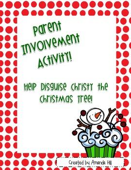 Christy the Christmas Tree