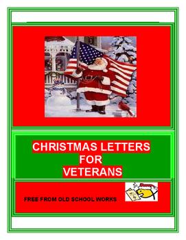 Chritmas Wishes for Veterans