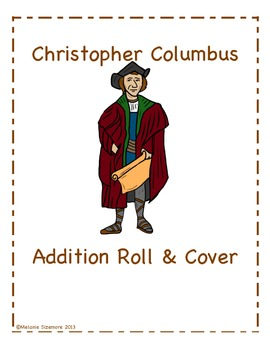 Christopher Columbus Addition Roll and Cover