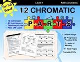 Chromatic Parts