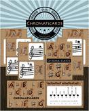 Chromaticards: Music Card Game