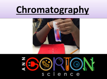 Chromatography- Mixtures