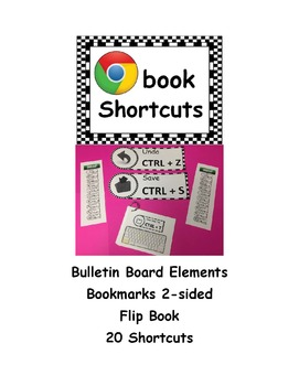 Chrome Books Shortcut Package