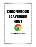 ChromeBook Scavenger Hunt