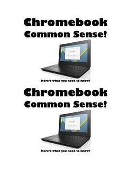 Chromebook Booklets and Quizzes