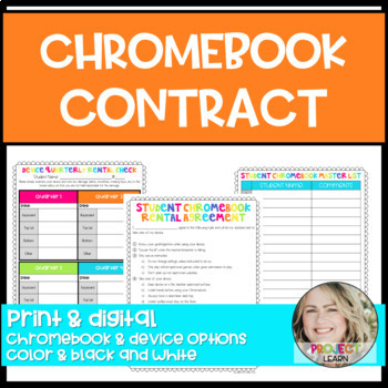 Student Device / Chromebook Contract