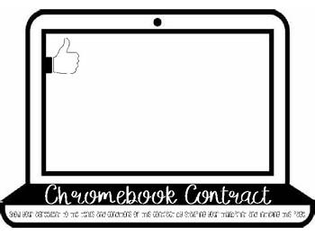 Chromebook Contract