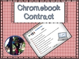 Chromebook Contract + Classroom Management + Forms
