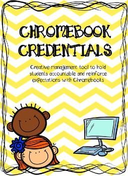 Chromebook Credentials | Editable | Target Adhesive Labels