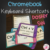 Chromebook Keyboard Shortcut Posters