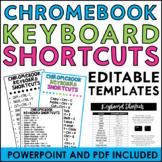 Chromebook Keyboard Shortcuts Tags