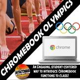 Chromebook Olympics Google Chromebook Introduction Functio