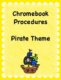 Chromebook Rules- Pirate Theme