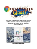 Webquest: 2018 PyeongChang Winter Olympics