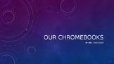 Chromebook Rules Editable PowerPoint