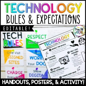 Technology Rules & Expectations