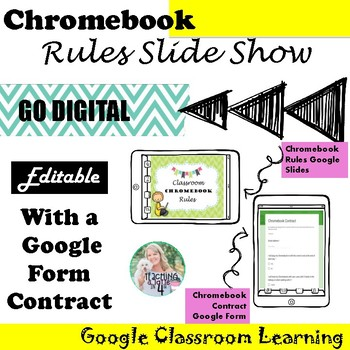 Chromebook Rules & Student Contract